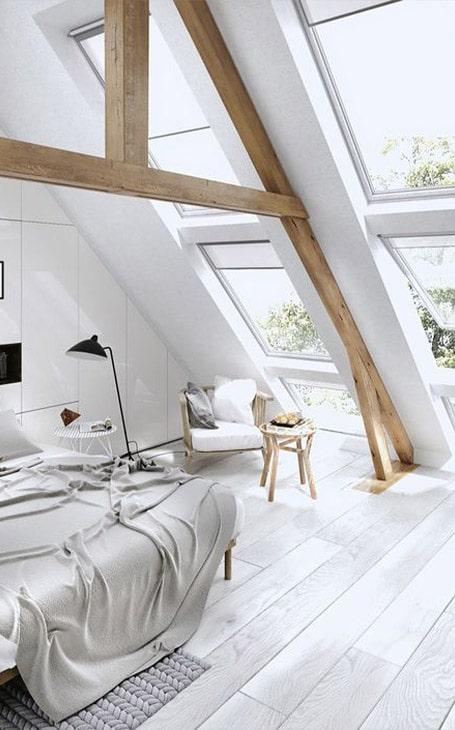 velux chambre lumineuse