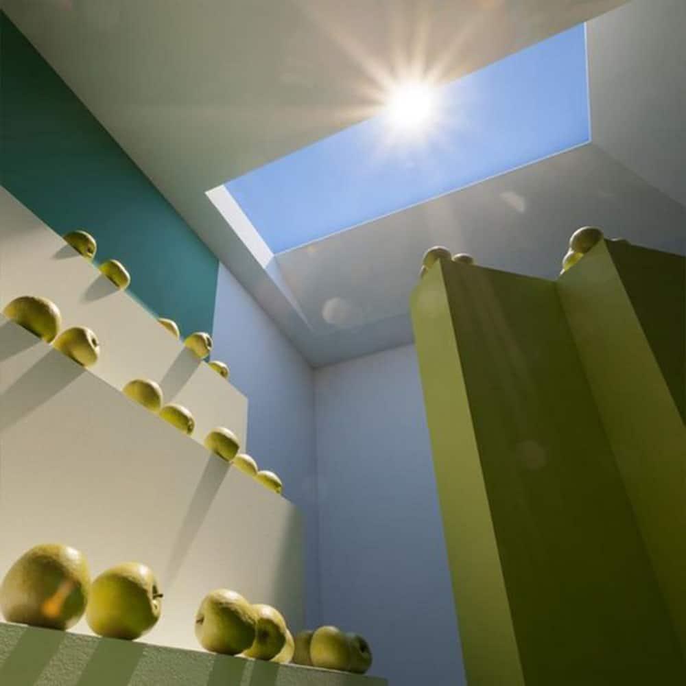 puit de lumière intérieur