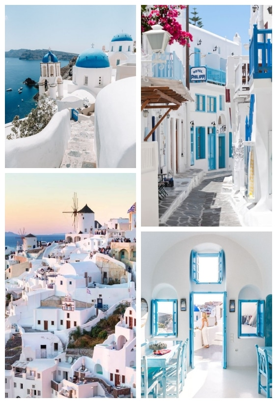 architecture maisons cyclades