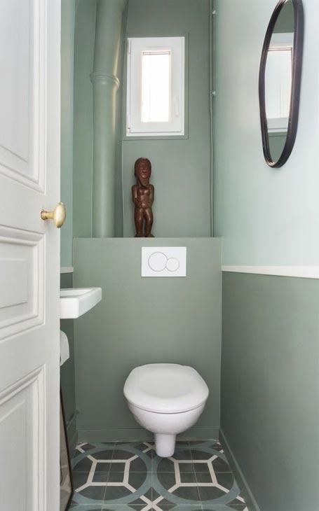 décoration wc