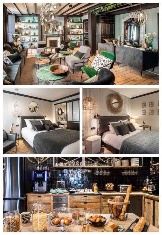 décoration Maisons du Monde Hôtel & Suites