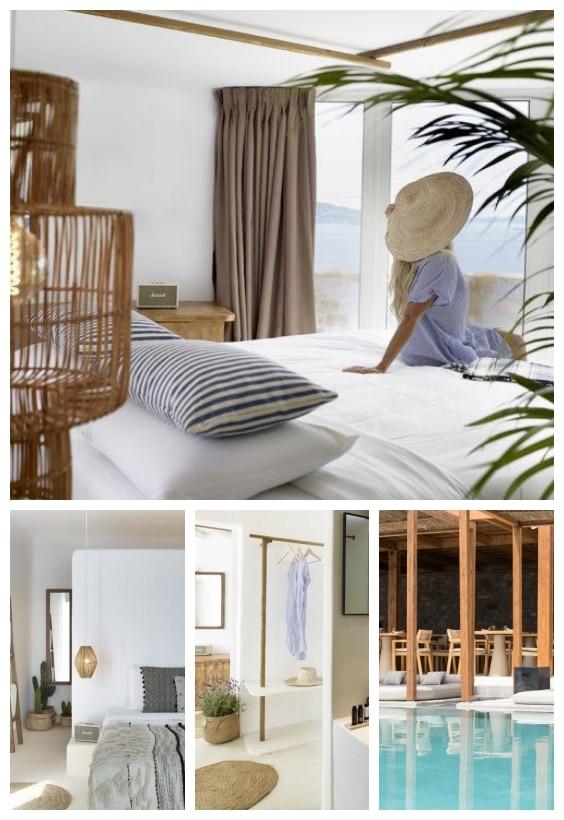 décoration Hôtel Rocabella Mykonos