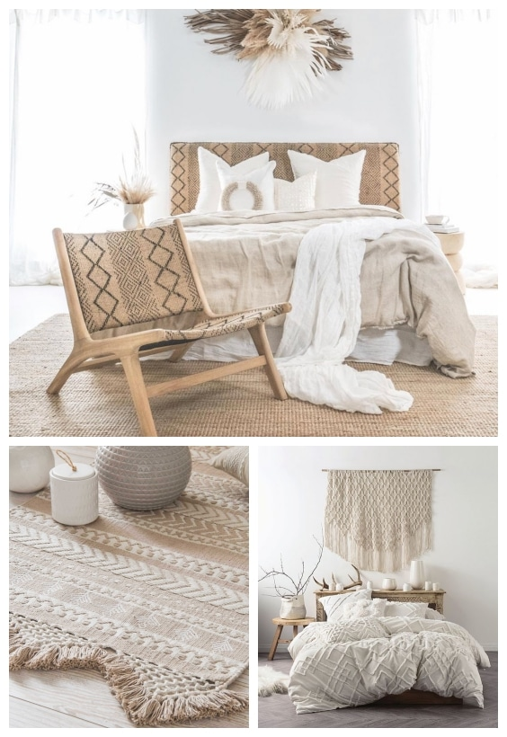motifs décoration style cosy