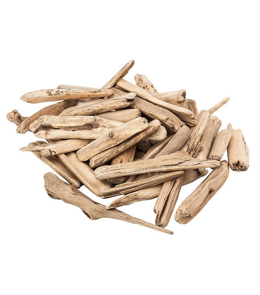 Bâtons de bois flotté