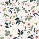 papier-peint-fleurs