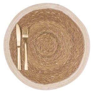 set de table naturel
