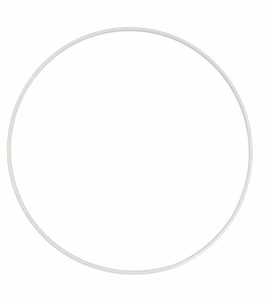 Cercle nu en métal - 50 cm