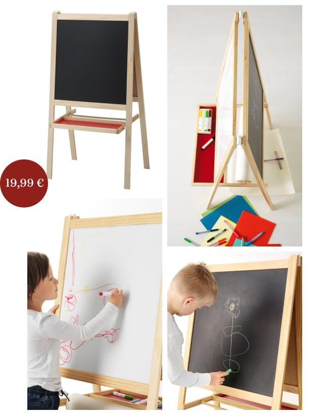 cadeaux de Noël tableau dessin enfants