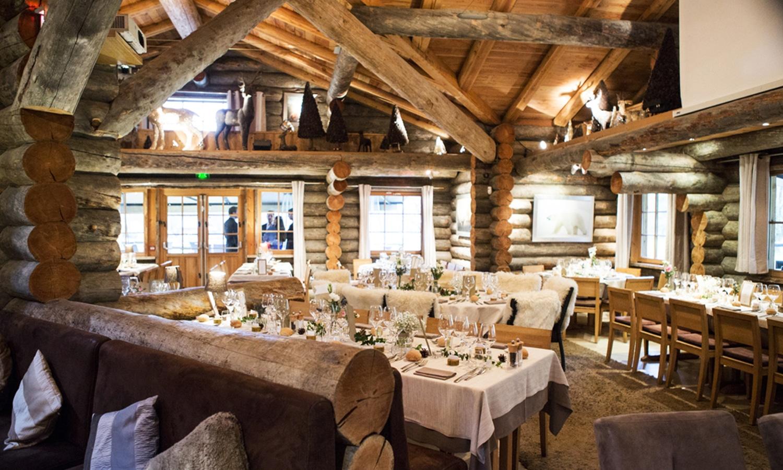 décoration mariage hiver rustique
