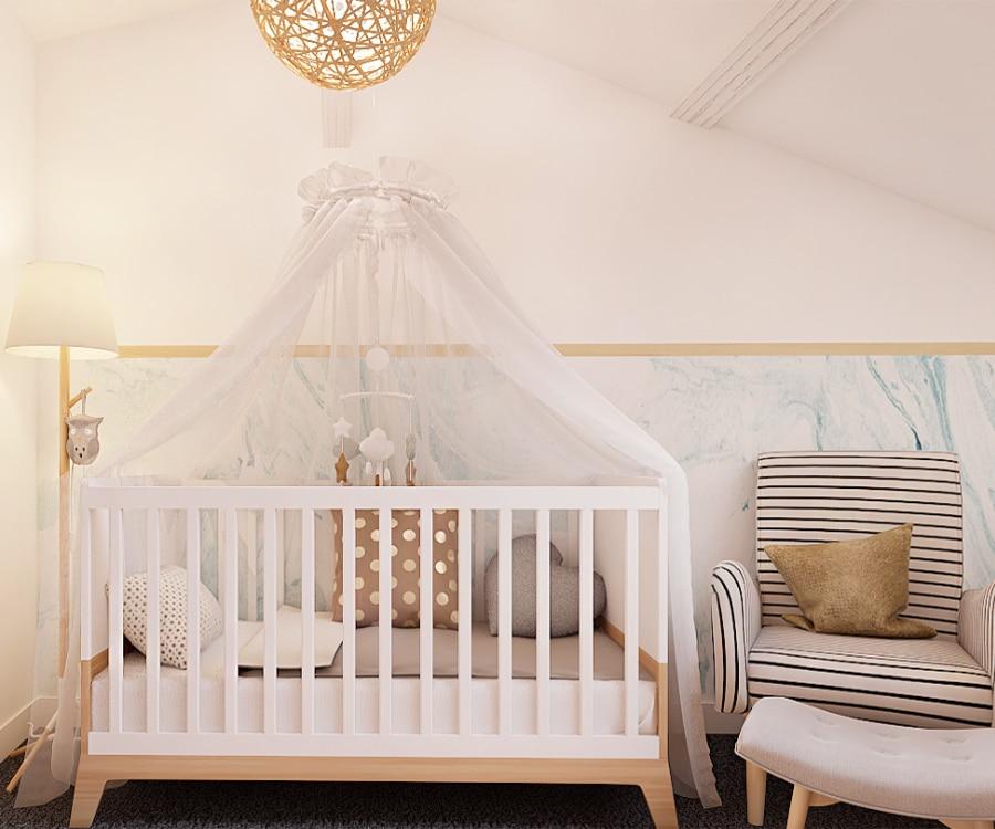 chambre bébé bord de mer