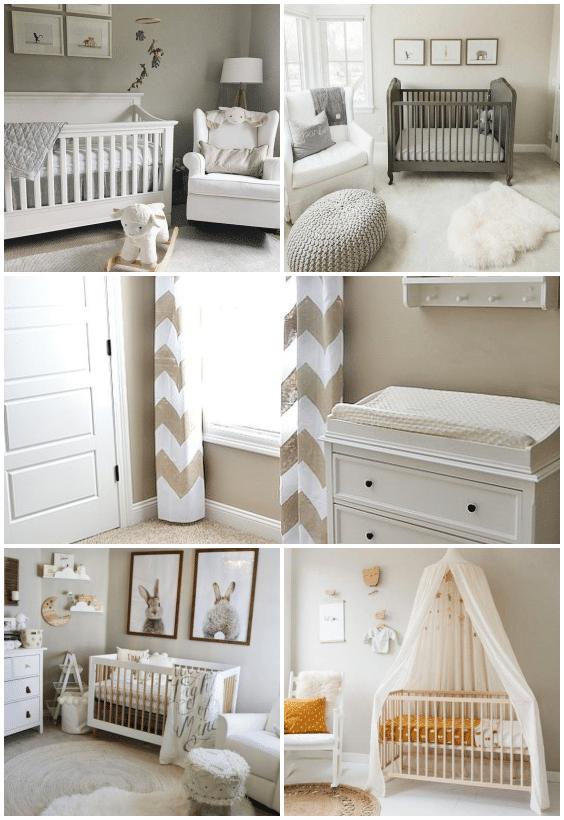 chambre bébé neutre