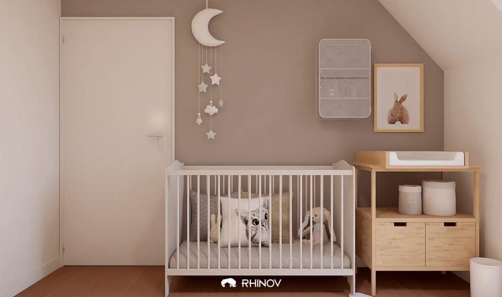 projet chambre bébé