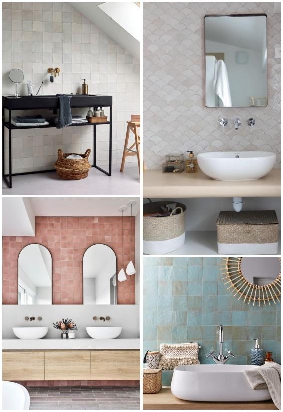 zellige salle de bains