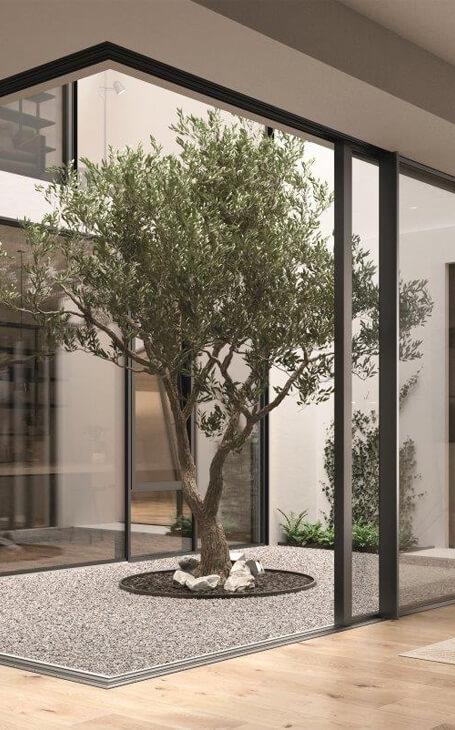 patio - moderne