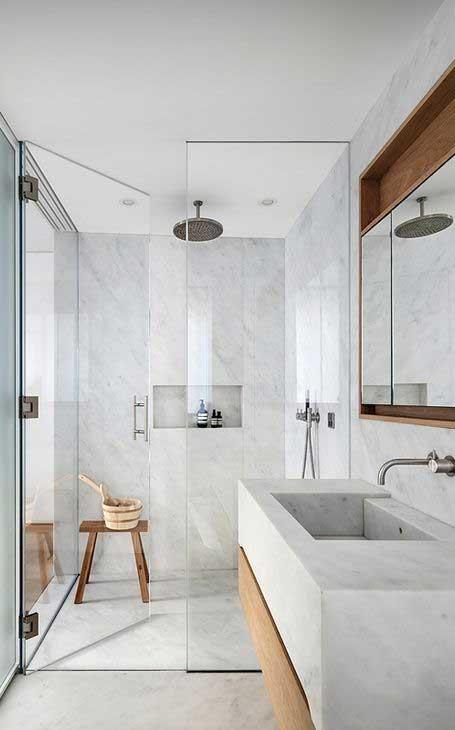 surface appartement salle de bains