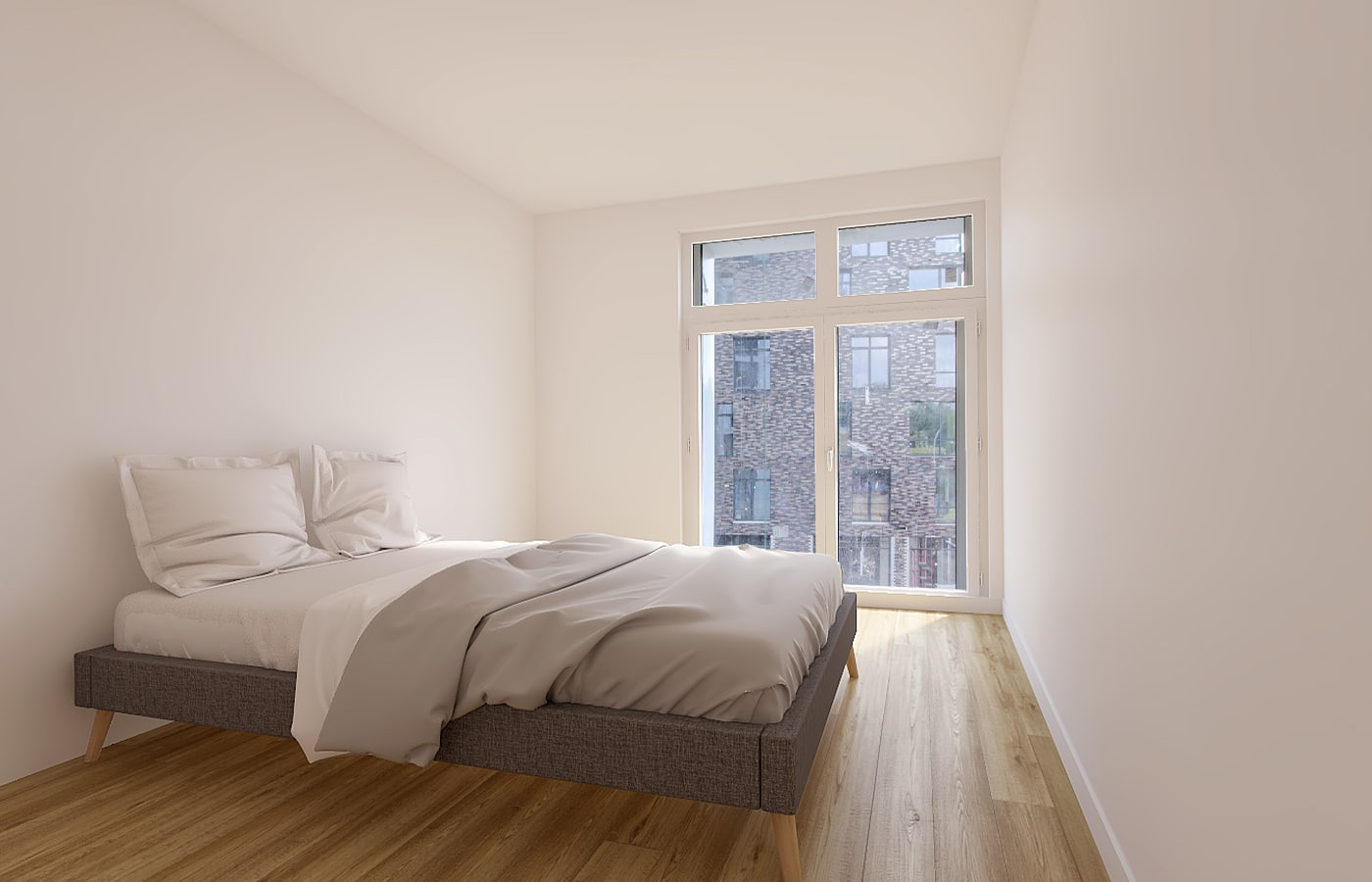 agencement lit petite chambre