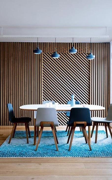tasseaux de bois décoratifs