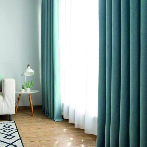 rideaux petite chambre