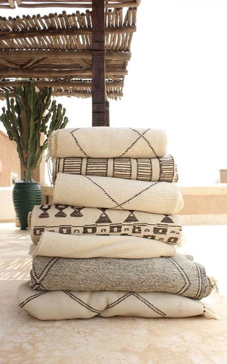 déco tapis berbères