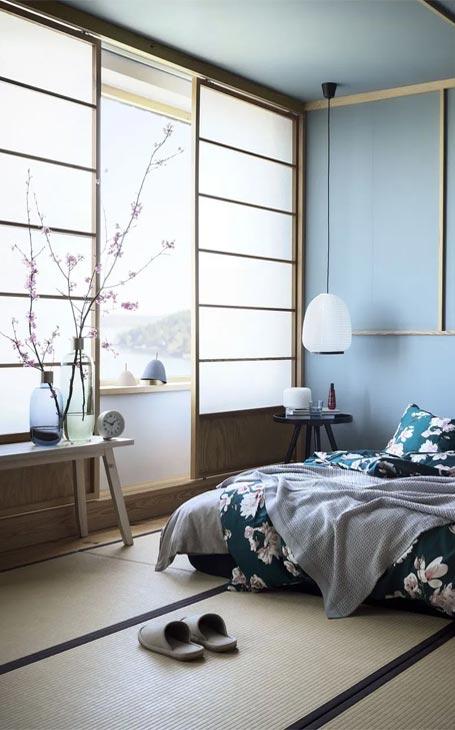 porte panneaux japonais