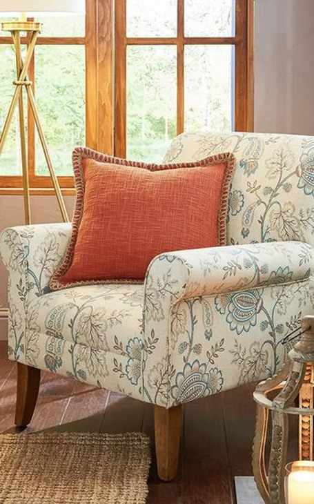 motif paisley fauteuil