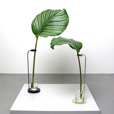 vase soliflore industriel
