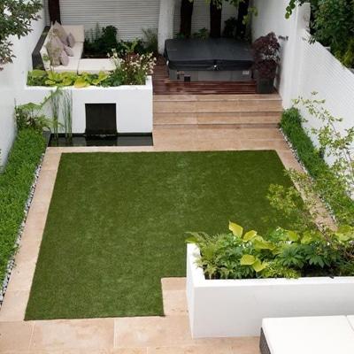 forme petit jardin
