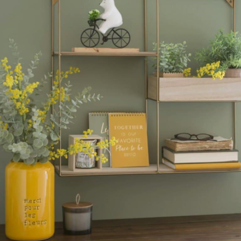décoration vase campagne chic