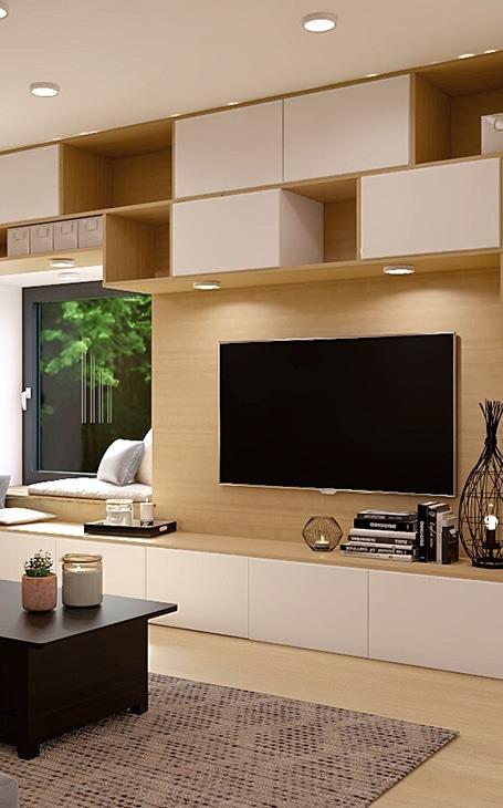 meubles TV sur mesure