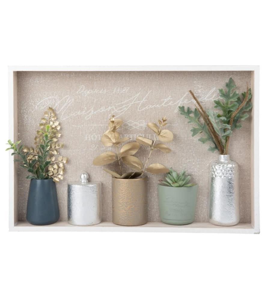 Tableau plantes