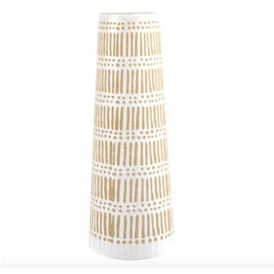 Vase trapèze en grès