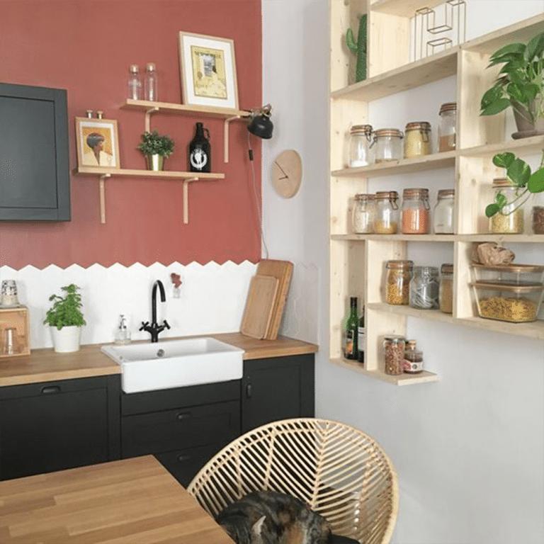 décoration intérieure cuisine