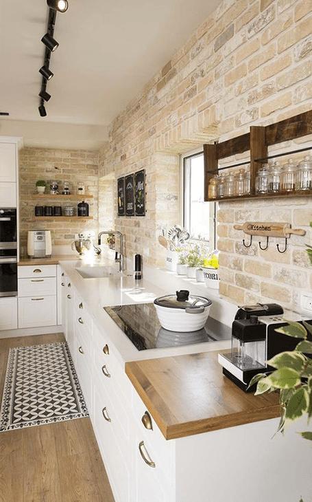 aménagement cuisine décoration