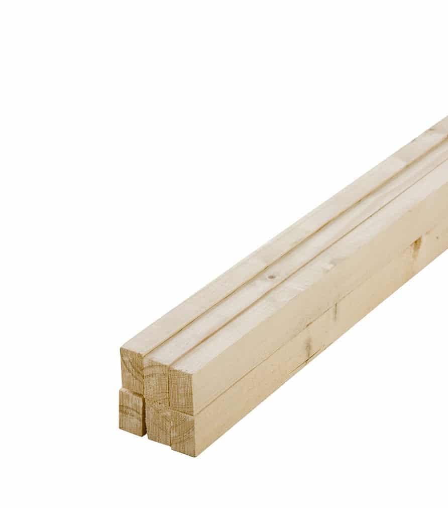 Tasseaux de bois