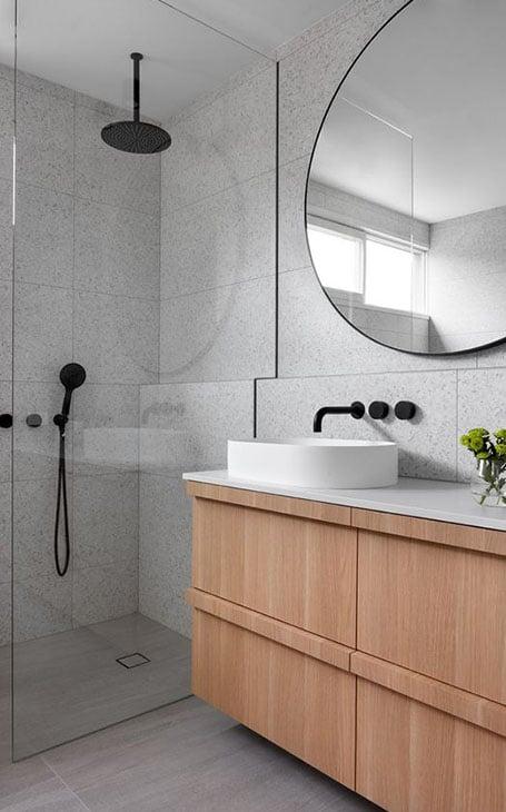 architecture salle de bains