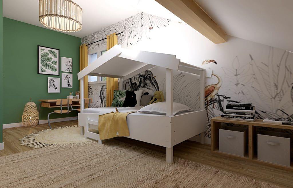 aménager chambre enfant