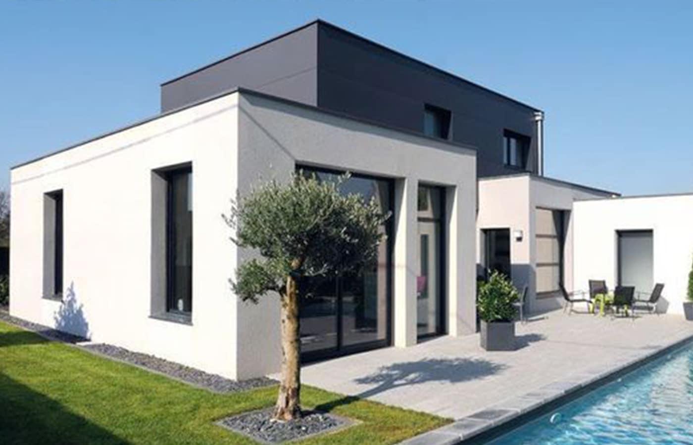 idée maison contemporaine