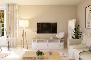 décoration meuble tv