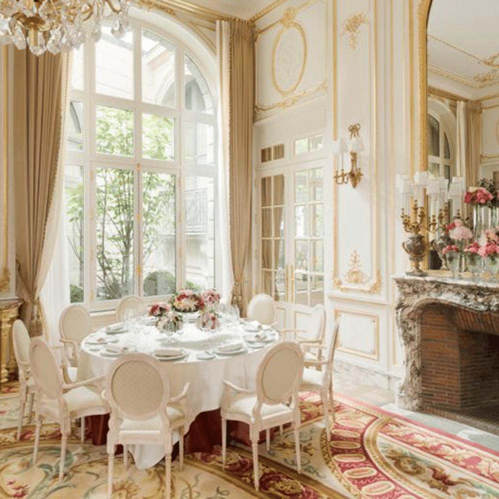 décoration française Ritz