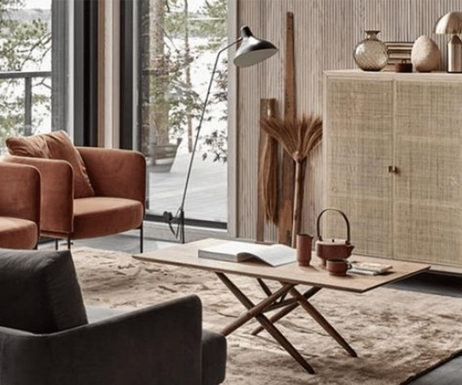 décoration minimaliste japandi