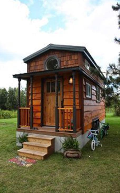 Tiny house bois