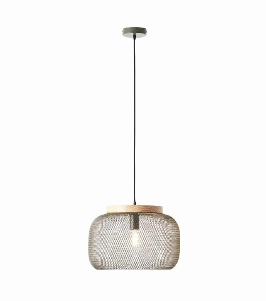 GIADA - suspension métal/bois