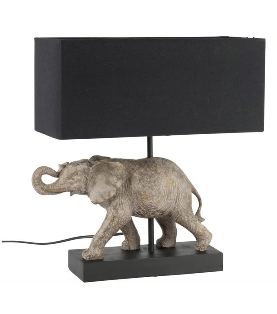 Lampe à poser éléphant LODGE