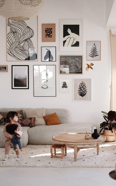 décorations murs