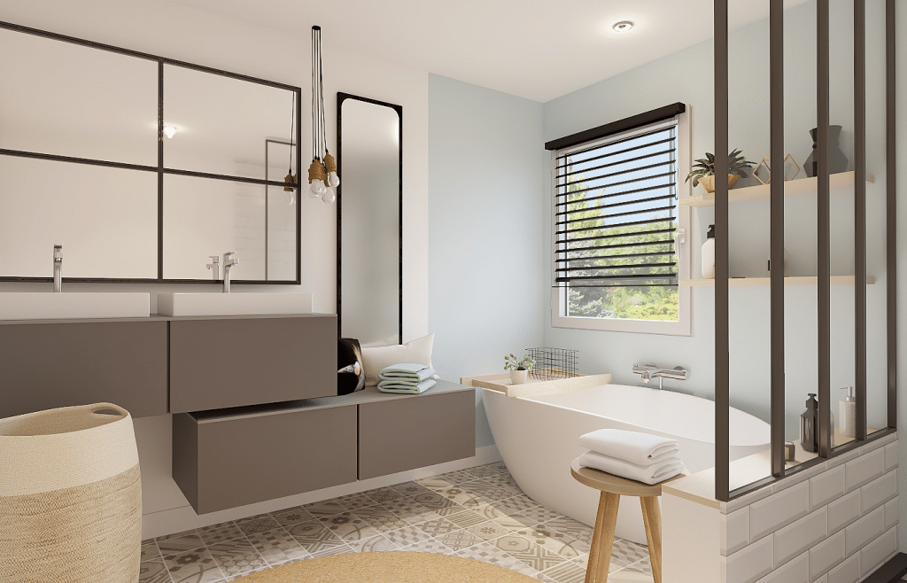 salle de bains style industriel 20168