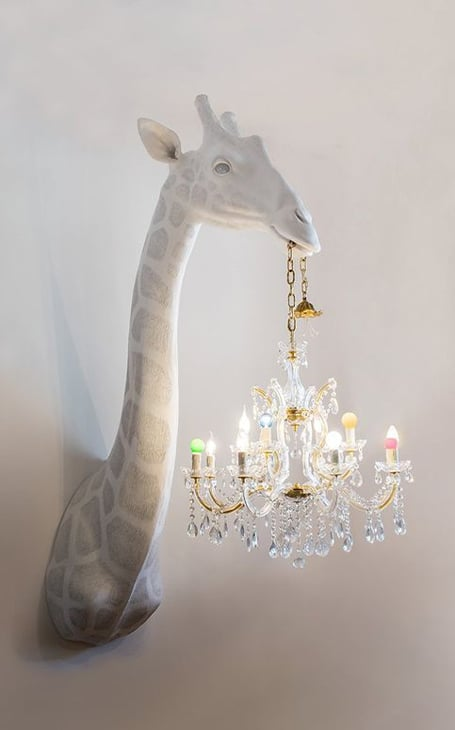 luminaire animaux