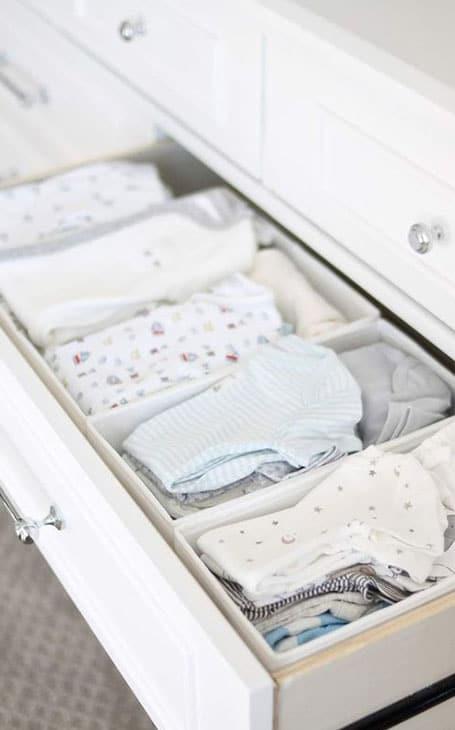 tiroir bébé