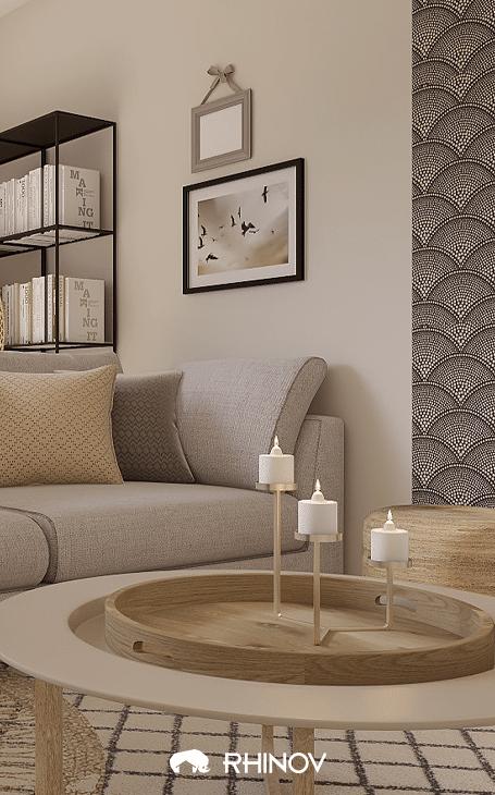 décoration boudoir