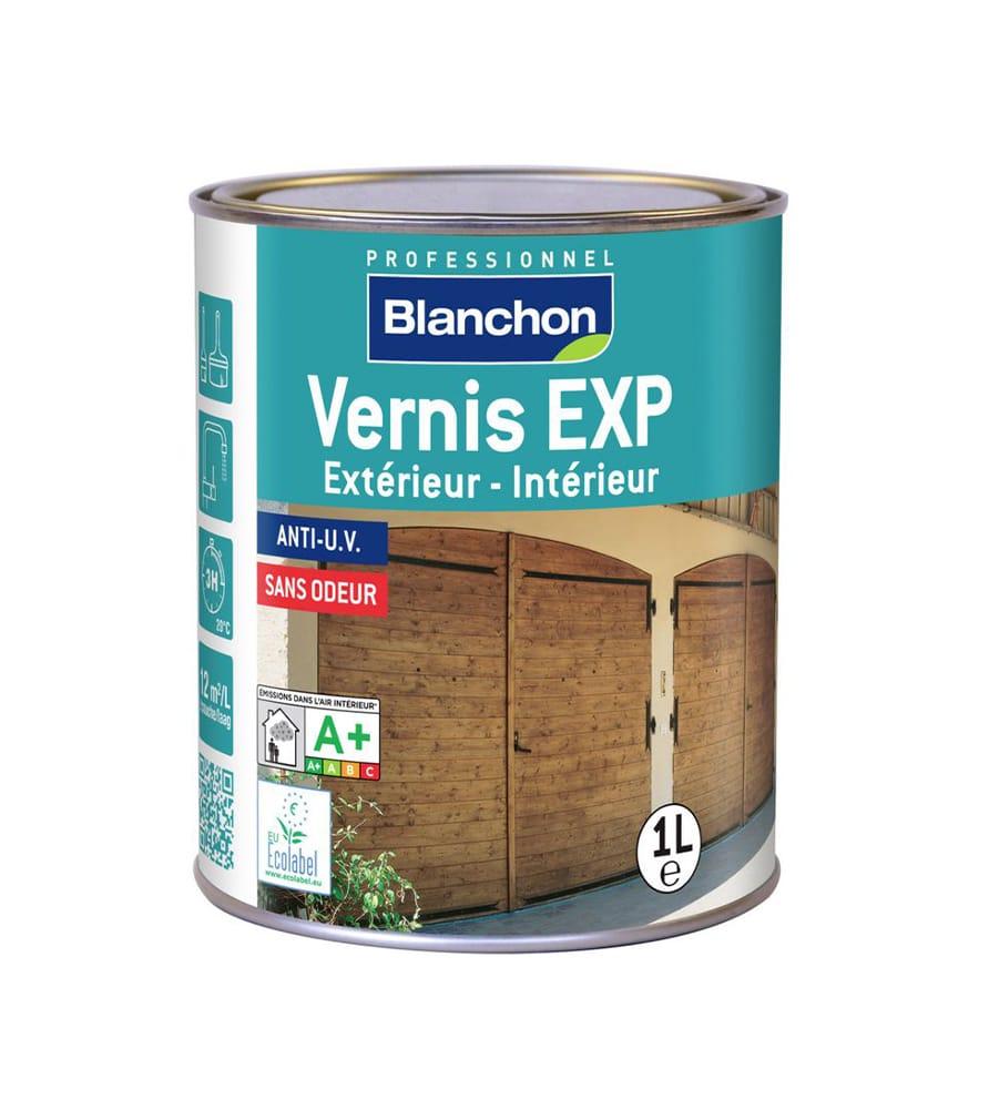 Vernis EXP incolore pour bois