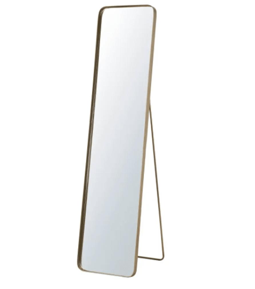 WESTON Miroir sur pied